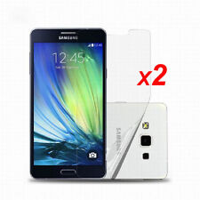 2X Front Protective Screen Protector Films Foil Cover for Samsung Galaxy Phone