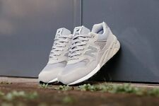 New Balance Mens MRT580GE D Grey Classic Retro Casual Running Shoes NB 580 DS