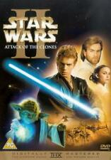 Star Wars - Episode 2 - Attack Of The Clones DVD 2 Disc Set FREE UK POST