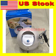Pure Oxygen Skin Facial Injection Oxygen Spray Hydrate Skin Care Anti Aging Spa