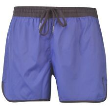 Reebok Womens Se Woven Shorts Running Gym Fitness Short Purple Size Large XL NEW
