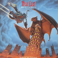 Bat Out of Hell II: Back into Hell by Meat Loaf (CD, Sep-1993, 1 Disc, MCA) NEW!