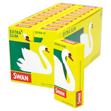Swan Extra Slim Filter Tips Smoking Tips Each Pack Contains 120 Filter Tips