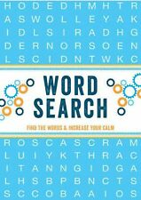 Word Search by Paperback Book