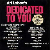Art Laboe's Dedicated to You [Original Sound] by Various Artists (CD, Feb-1994,