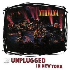 MTV Unplugged in New York by Nirvana (CD, Oct-1994, BMG)