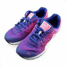 Puma clematis blue-fluo pink-wh Running Shoes 357909-02-UK1 357909 02