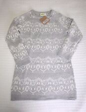 NWT CRAZY 8 Toddler Girl's Fair Isle Sweater Dress size 3T 4T NEW