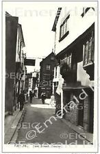 Cornwall Fowey Fore Street Old Photo Print - Size Selectable - England