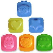 New Boiled Egg Rice Sushi Mold Bento Maker Sandwich Cutter Decorating Mould CN