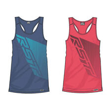 RST G-Force Motorcycle Ladies Lightweight Casual Tank Top   All Colours & Sizes