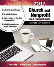 Zondervan 2017 Church and Nonprofit Tax and Financial Guide For 2016 Tax Returns