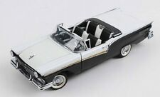 Franklin Mint 1:24 1957 Ford Fairlane 500 Skyliner- Retractable Roof - Black