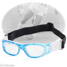 Children Basketball Football Sports Eyewear Goggles Lens Protective Eye Glasses