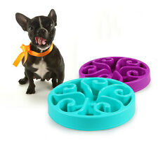 Slow Feeder Bowl Fun Bloat Stop Dog Bowl Food Dish Feeder For Dog Cat Small Pet