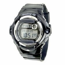 Casio Baby-G Ladies Digital Sport Black Watch BG-169R-1D BG-169R-4B BG-169R-1B