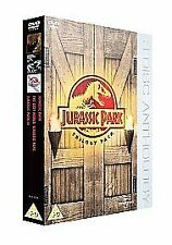 Jurassic Park/The Lost World - Jurassic Park/Jurassic Park 3 (DVD, 2006,...