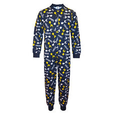 Tottenham Hotspur Football Club Official Soccer Gift Boys Kids Pajama All-In-One