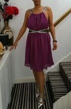 YOURS Limited Collection CHIFFON plus size SEQUIN dress SIZE 14-26