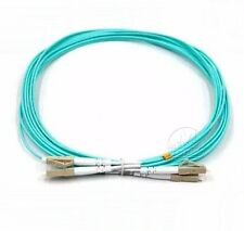 LC-LC Duplex 50/125 Multimode Fiber Optic Cable Patch,Fiber Patch Cable Select