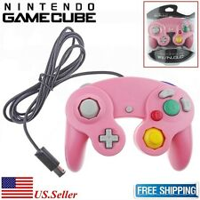 NEW Game Controller for Nintendo Gamecube NGC or Wii Multiple Colors--Pink