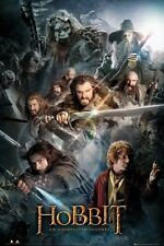 New The Hobbit An Unexpected Journey The Lonely Mountain Poster
