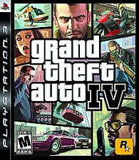 Grand Theft Auto IV -- Greatest Hits (Sony PlayStation 3, 2008)GREAT GAME, BIN