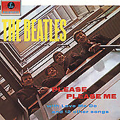 THE BEATLES - PLEASE PLEASE ME - CD ALBUM - LOVE ME DO / TWIST AND SHOUT +