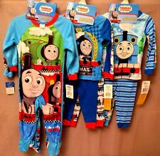 THOMAS THE TRAIN PAJAMA SETS- 3 STYLES-SIZE 2 - BRAND NEW w/TAGS