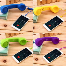 3.5mm Retro Handset Radiation-proof adjustable tone Cell Phone Receiver VF