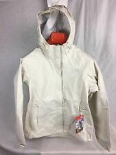 NEW THE NORTH FACE VENTURE JACKET VINTAGE WHITE WOMENS SHELL RAIN FREE SHIP S-XL