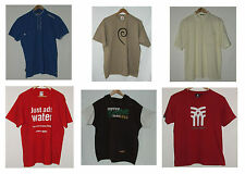 Mens Tops - Fenchurch - Henleys - Fruit Of The Loom - & Others Sizes S M L & XL