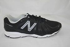New Balance 890 Running MENS Shoes M890BK2 Black White Silver SIZE 12
