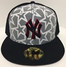 MLB New York Yankees Stars Stripes Men Hat New Era 59FIFTY Fitted Cap USA