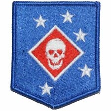 Marine Raider Battalion Patch Hook Backing MarSOC Shield USMC