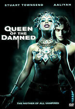 The Queen of the Damned [Widescreen] used DVD But Perfect Condition MINT!