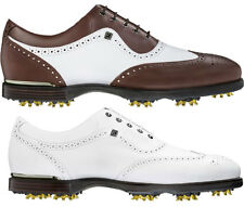 FootJoy Icon Black Golf Shoes 2017 Leather Mens New -  Choose Color & Size!