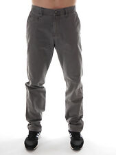 Timzone New CurtisTZ Cloth trousers grey striped Chino Trousers Pinstripe