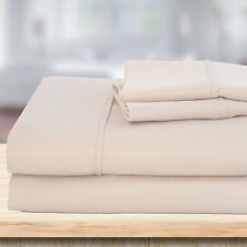 Hotel Exclusive 4 Piece 1500 Thread Count Sheet Set