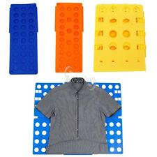 New Adjustable Folding Board Magic Fast Folder Clothes T-Shirts Pants Flip Fold