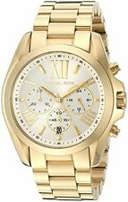 Michael Kors Women's Quartz Stainless Steel Automatic Watch, Color:gold-toned (