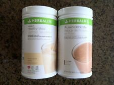 Herbalife Formula 1 (F1) Healthy Meal Shake Mix + Flavored Protein Powder Mix