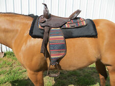 "Nash Western Saddle 16"" Package"