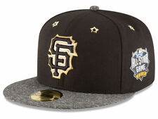 Authentic MLB All Star Game San Francisco Giants New Era 59FIFTY Fitted Hat