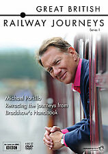 Great British Railway Journeys - Series 1 (DVD, 2011, 4-Disc Set)