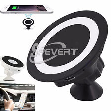 Qi Wireless Car Charger Dock Pad Charging Receiver f iPhone 6 7 Plus Samsung LG