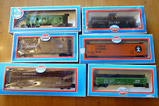 HO Scale ~ Individual Model Power Rolling Stock Freight Cars