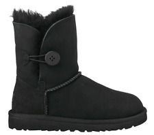 UGG Australia Toddler's Bailey Button Black 5991T T / BLK