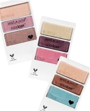 Wet N WIld Color Icon Eyeshadow Trio QUEEN MY HEART COLLECTION 3 Colors *U PICK*