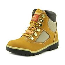 Timberland 6-Inch Leather and Fabric Field Boot    Boot